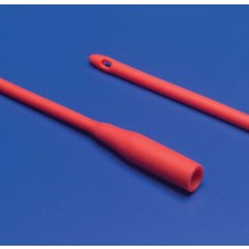 Kendall Dover Red Rubber Catheter